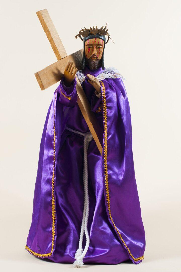 Nazareno de Caguach, santo de vestir