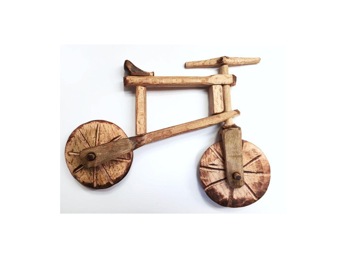 Bicicleta ensamble miniatura